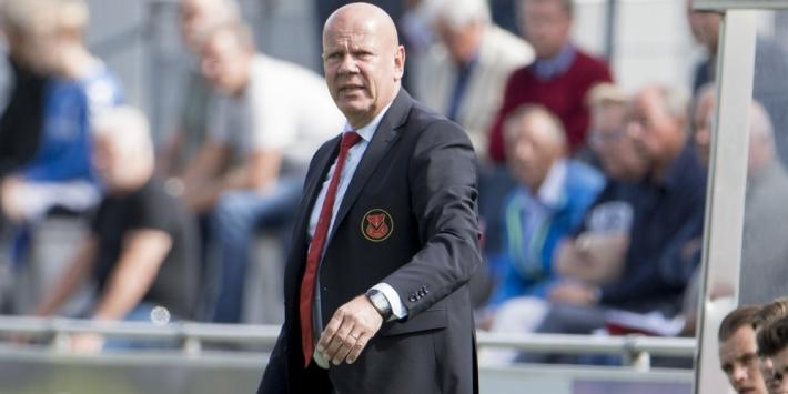 Jong AZ leidt in Tweede Divisie, veerkrachtig AFC wint