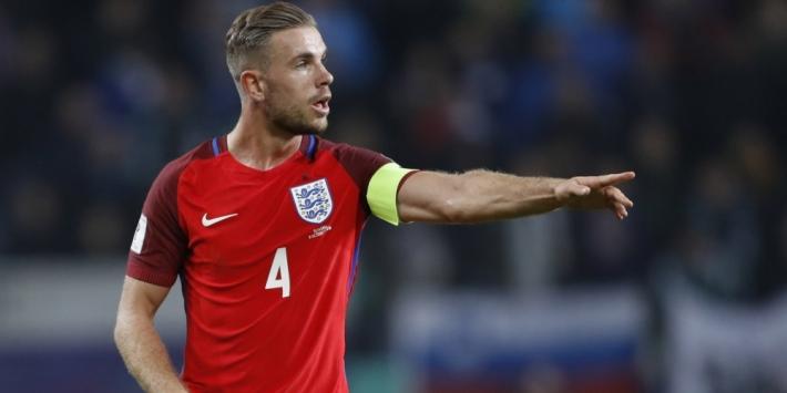 """Henderson roemt Southgate: """"Hij doet het geweldig"""""""