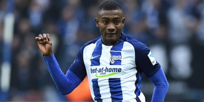 Kalou na lang dienstverband de deur gewezen bij Hertha BSC