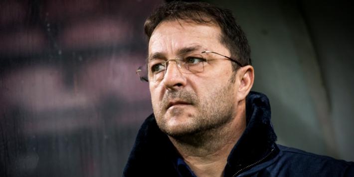 """Petrovic: """"Het wordt in ieder geval niet weer 6-0 voor Utrecht"""""""