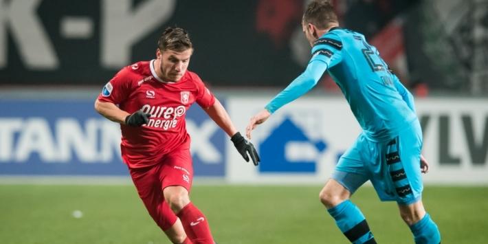 """Seys wil graag blijven: """"Hoopt dat Twente die optie licht"""""""