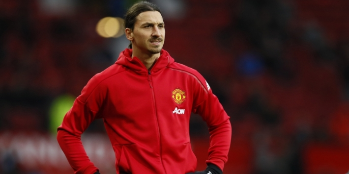 Mourinho nodigt fans uit om voor huis Zlatan te kamperen
