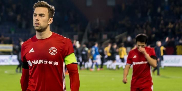 Almere City verliest aanvoerder Ramsteijn aan Aalesunds