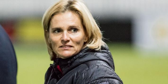 """Wiegman verwacht veel van Oranje-vrouwen: """"EK winnen"""""""