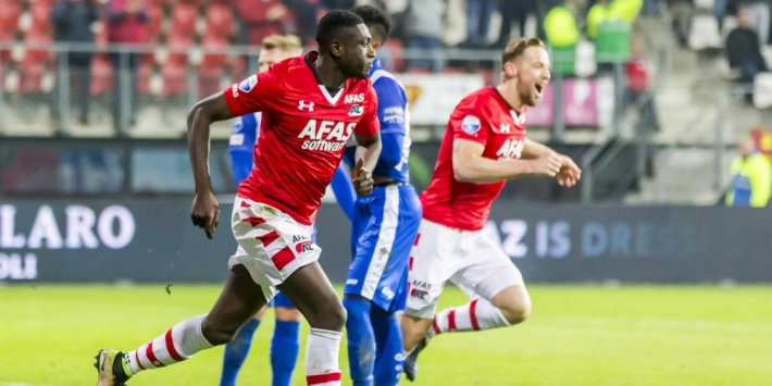 'PSV start onderhandelingen met AZ over Luckassen'