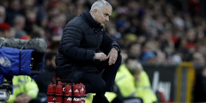 Mourinho ziet ook Shaw en Bailly geblesseerd raken