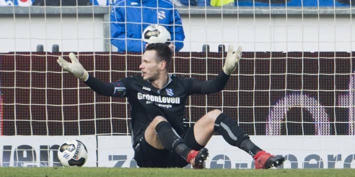 Heerenveen haalt keeper Mulder transfervrij terug naar Eredivisie
