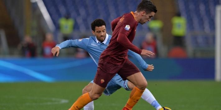 De Vrij en Hoedt met Lazio te sterk voor AS Roma
