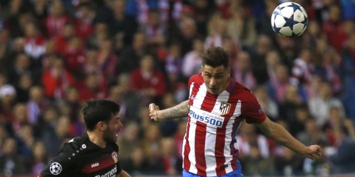 Ook Savic-vervanger Giménez breekt neus bij Atlético