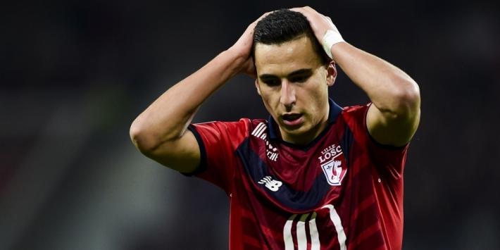 El Ghazi verliest met spelers op doel, Genk wint ruim