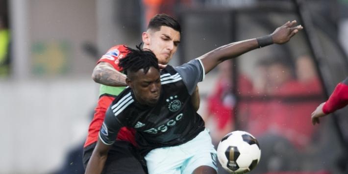 NEC ziet verdediger Golla wegvallen met knieblessure