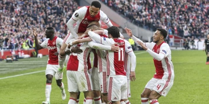 Achtergrond: Ajax' laatste vijf thuisduels tegen Fransen