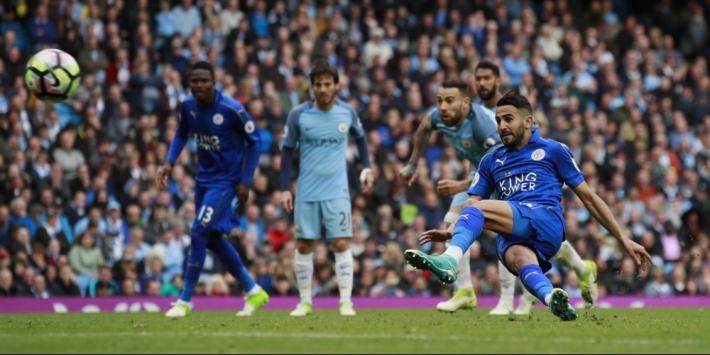"""Leicester niet blij met gedrag Mahrez: """"Professioneel zijn"""""""