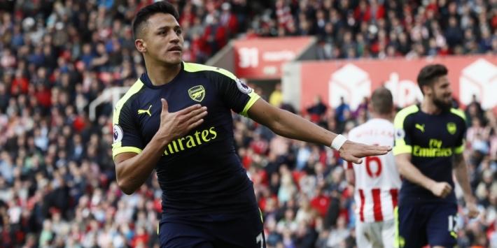 Arsenal wijst miljoenenbod Manchester City op Sánchez af