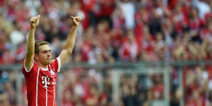 Lahm verkozen tot Voetballer van het Jaar in Duitsland