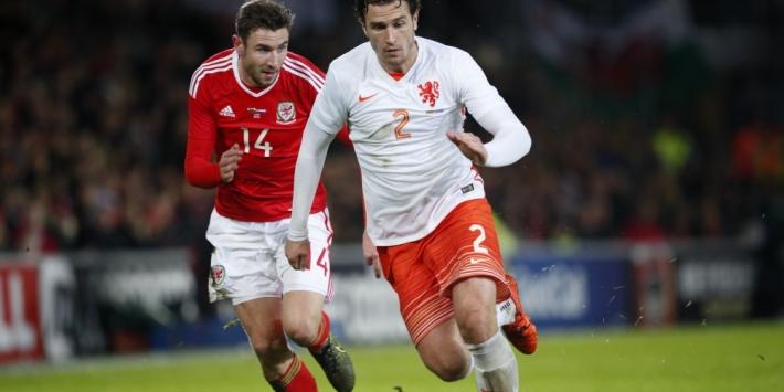 Dummett (25) stopt na duels met Oranje als international