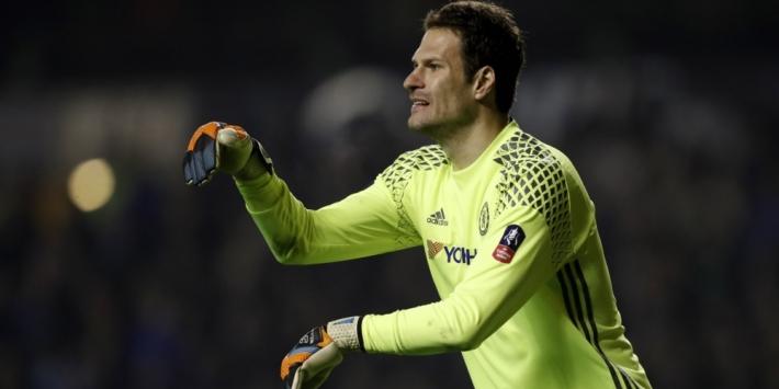 """Begovic van Chelsea naar Bournemouth: """"Wil weer spelen"""""""