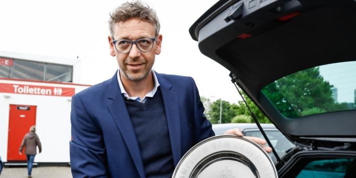 """KNVB-directeur: """"Iedereen tevreden stellen is een illusie"""""""
