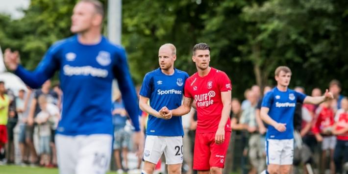 Everton boekt met Klaassen ruime zege op FC Twente