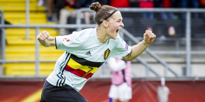 België houdt zicht op knock-outfase na zege op Noorwegen