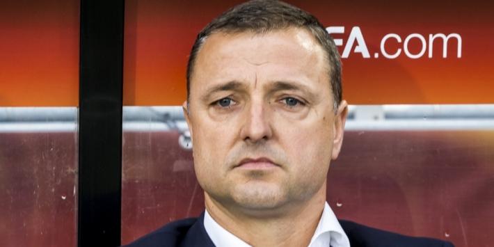"""Belgische bondscoach: """"Het kan aangename wedstrijd worden"""""""