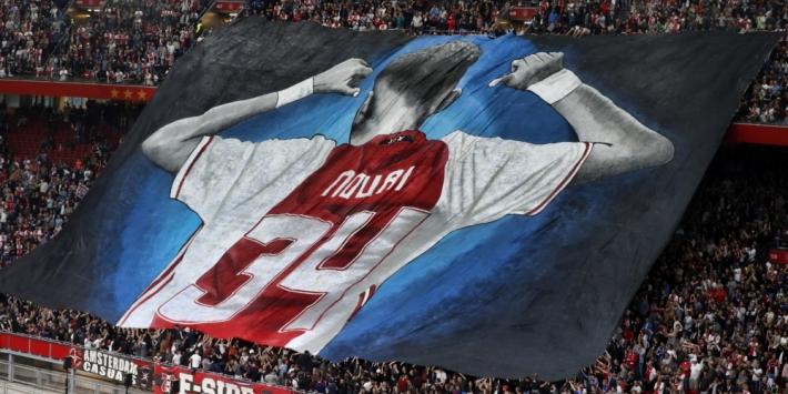 'Ajax zegt contract Nouri formeel op en blijft in gesprek'