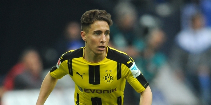 Celta de Vigo neemt Mor over van Borussia Dortmund