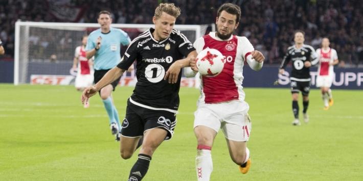 Ajax: Younes is weer fit, Franse arbiter tegen Rosenborg
