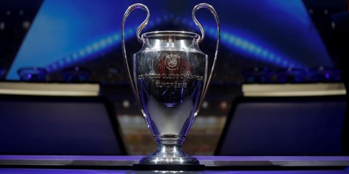 Loting Champions League: deze clubs zitten zeker in de kokers