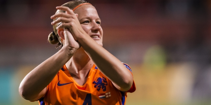 Oranje-captain Vd Berg neemt pauze na gewonnen EK