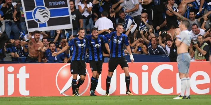 Atalanta bekert verder na verdiende zege op Sassuolo