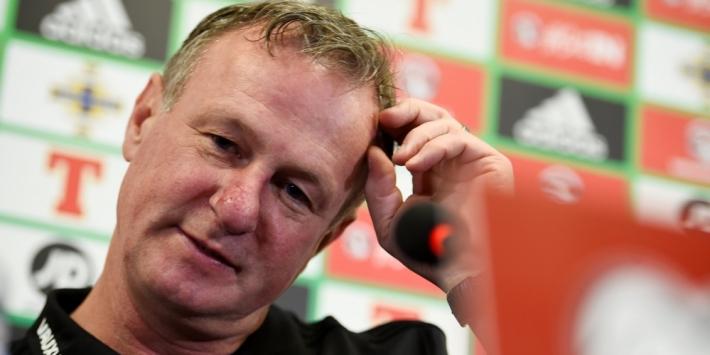O'Neill maakt Noord-Ierse selectie voor duel met Oranje bekend