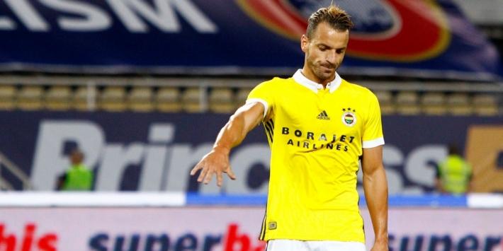 Buitenland: zege Fenerbahçe, Marseille pakt laat punt