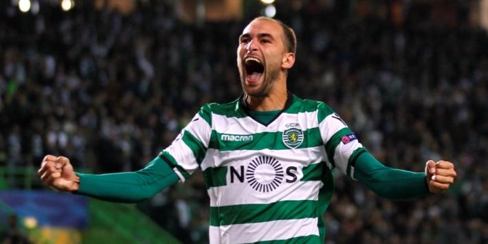 'Dost in beeld als nieuwe spits Sevilla, onrust bij Sporting'