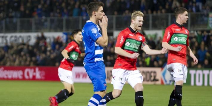 """NEC-captain Dijkstra: """"Voor rust viel er iets te halen"""""""