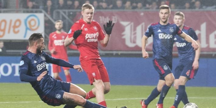Gisteren gemist: Ajax uit beker, blamage voor United