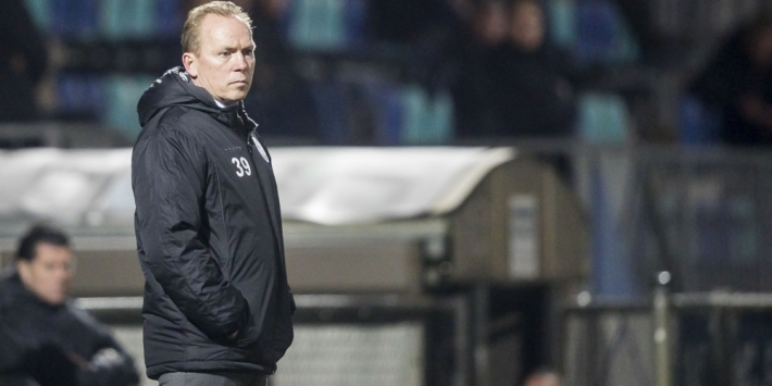 Den Bosch licht optie in verbintenis van coach Boessen