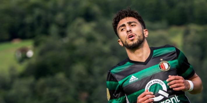 Feyenoorder Basaçikoglu staat op het lijstje van Besiktas