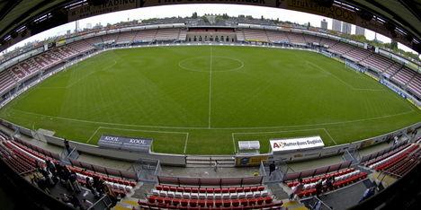 Sparta test middenvelder van Internazionale