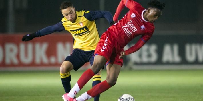 FC Utrecht stuurt Willock terug naar Manchester United