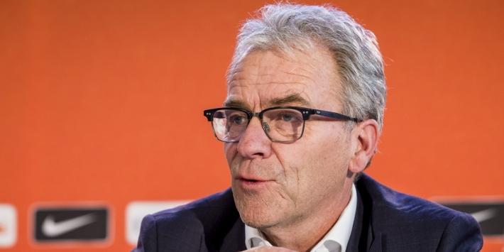 """Extra probleem voor de KNVB: """"Dat kan er ook nog wel bij"""""""