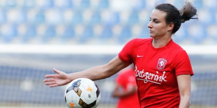 Twente Vrouwen verslaan PSV en bereiken finale Eredivisie Cup