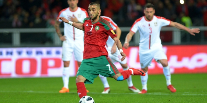 Renard ontkent bekendmaken voorselectie Marokko