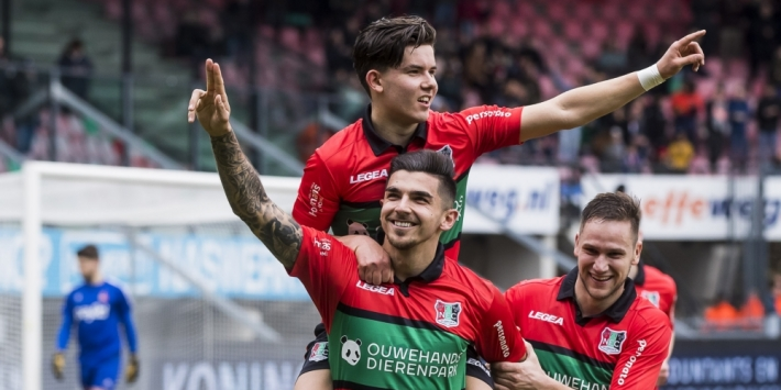 Golla vertrekt transfervrij bij NEC en keert terug naar Polen