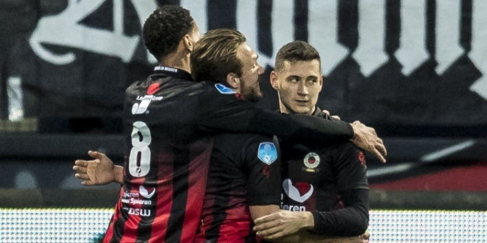 Excelsior-verdediger Massop transfervrij naar Waasland-Beveren