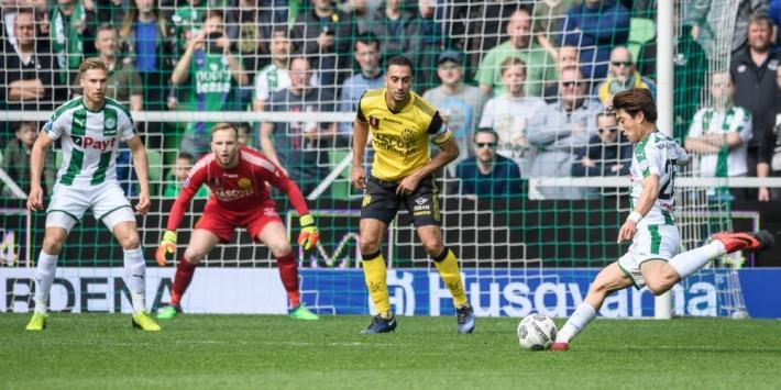 FC Groningen licht optie en behoudt belangrijke Doan