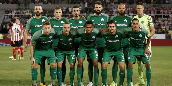 Panathinaikos drie seizoenen verbannen uit Europa