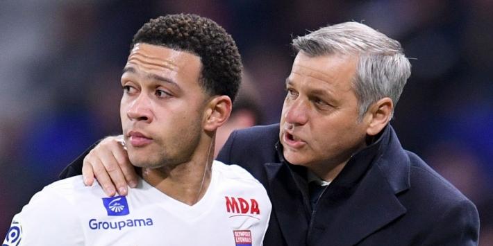 Genesio blijft aan als trainer van Olympique Lyon