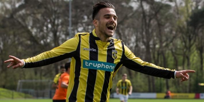 """Vitesse behoudt Mercan: """"Het eerste halen is het doel"""""""
