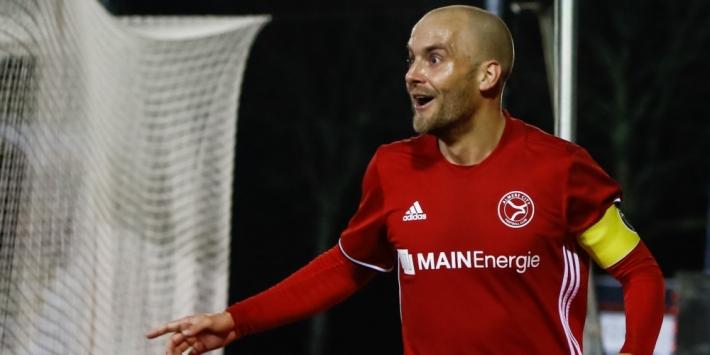 Nieuwe regelgeving is 'drama' voor Vitesse-back Van Buuren